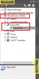 export kml